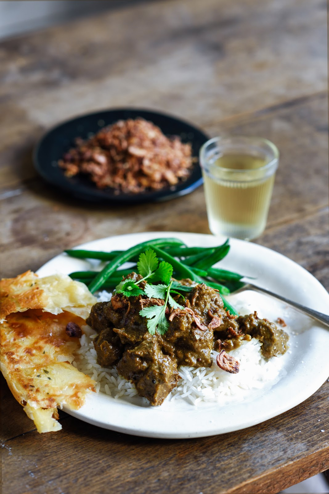 Spicy beef curry! Photo courtesy of Sarah Tuck // @fromthekitchen
